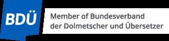 BDÜ Mitglied